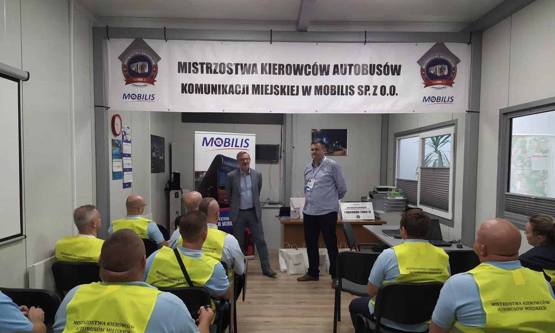 VI Mistrzostwa Kierowców Autobusów Miejskich w Mobilis